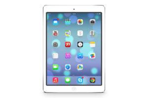 iPad air skærm reparation