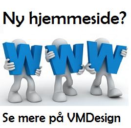 Ny hjemmeside og webshop i word press
