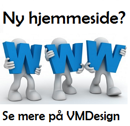 Ny hjemmeside og webshop i word press