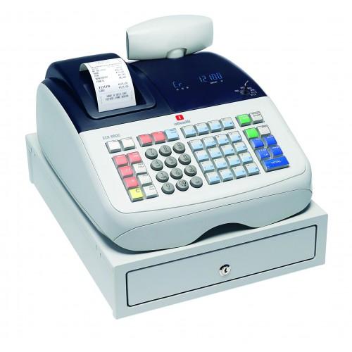 Olivetti ECR 6800 kasseapparat