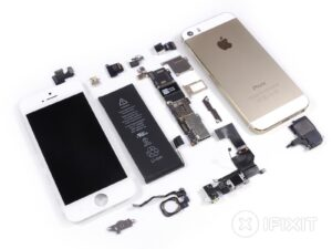 iPhone 5S Reservedele