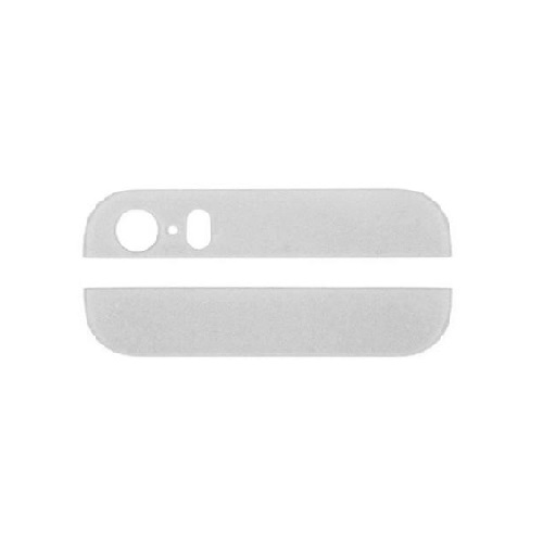 iPhone 5S bezel bag cover hvid