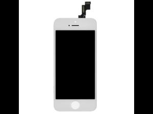 iPhone 5S skærm Hvid reservedele