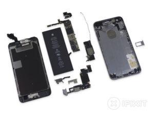 iPhone 6S plus Reservedele