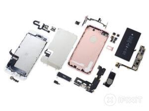 iPhone 7 plus Reservedele