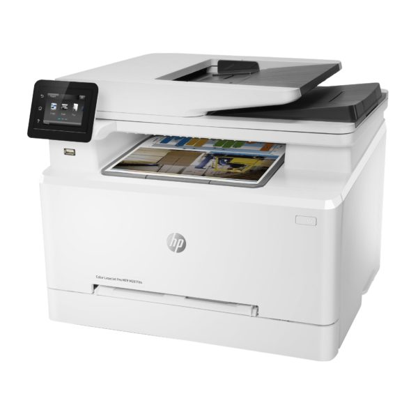 HP Color LaserJet Pro MFP M281fdn Laser VM kontorteknik