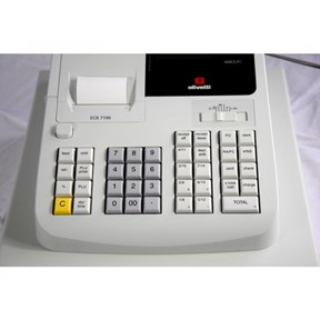 Olivetti ECR-7190 kasseapparat
