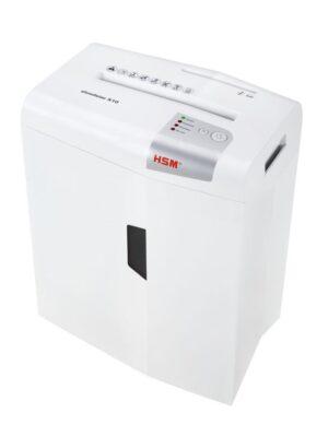 HSM Shredstar makulator X10