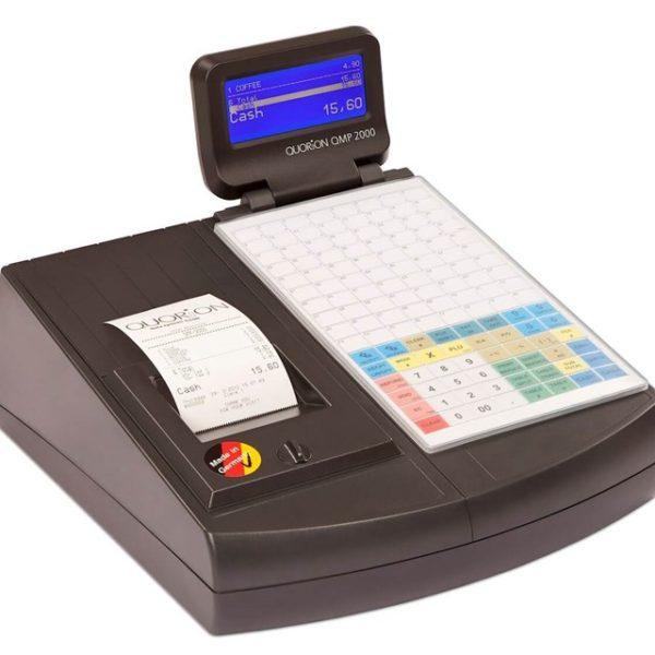 EBM QMP 2000 Kasseapparat