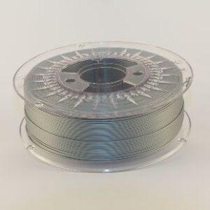 Alcia PLA filament 1.75mm 1 kg. Sølv