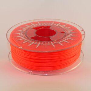 Alcia 3DP Filament PLA 1,75mm Neon Orange (Made in Europe)