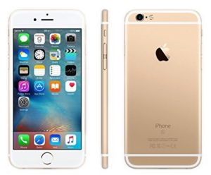 iPhone 6 plus hvid guld brugt