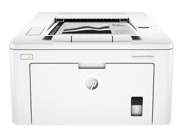HP LaserJet Pro M203dw Laser EAN 0889894212771