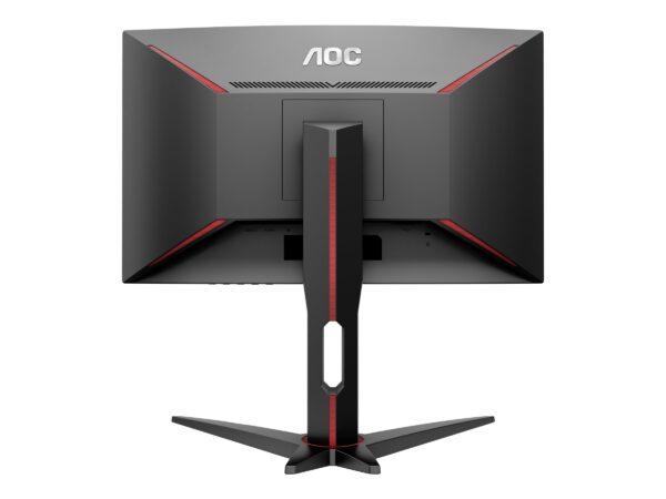 "AOC Gaming C24G1 24"" 1920 x 1080 VGA (HD-15) HDMI DisplayPort 144Hz EAN 4038986146494"