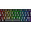 Havit KB860L Ultra Compact Gaming keyboard Black EAN 6939119057190