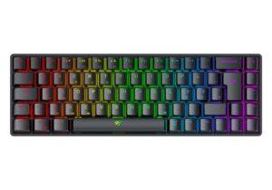 Havit KB860L Ultra Compact Gaming keyboard Black