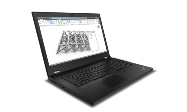 "Lenovo ThinkPad P17 Gen 1 20SN 17.3"" I7-10750H 512GB NVIDIA Quadro T1000 / Intel UHD Graphics Windows 10 Pro 64-bit EAN 0195235059562"