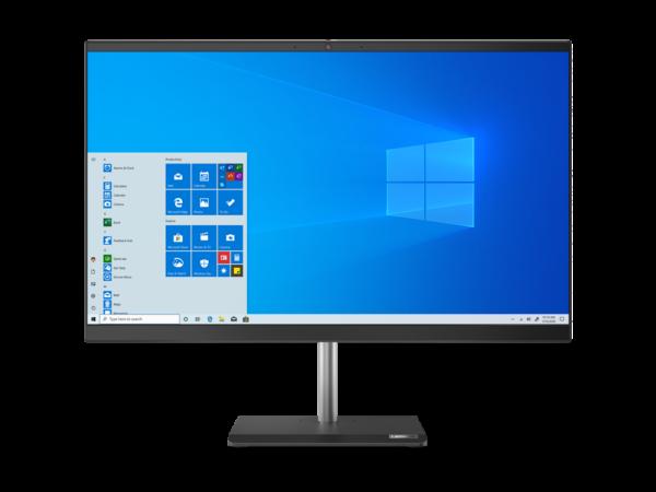 """Lenovo V50a-24IMB AIO 23.8"""" Intel Core i5-10400 EAN 0195042489309"""