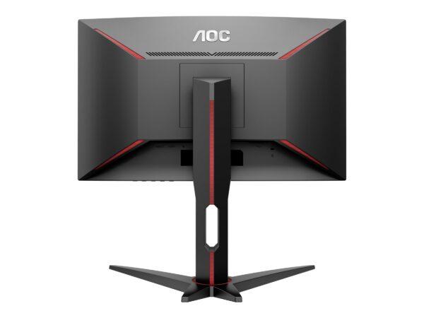 "AOC Gaming C27G1 27"" 1920 x 1080 VGA (HD-15) HDMI DisplayPort 144Hz EAN 4038986186506"