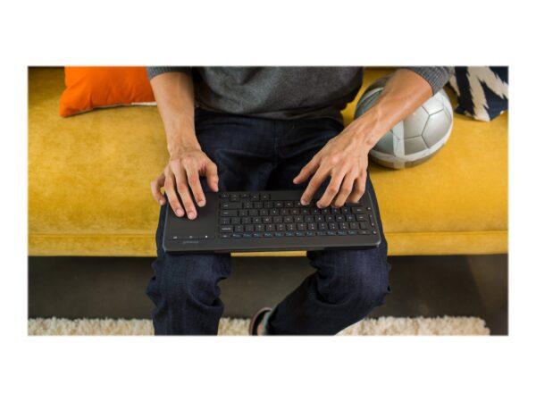 Microsoft All-in-One Media Keyboard Nordic EAN 0885370737936
