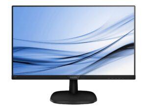 Philips V-line 243V7QDAB 24″ 1920 x 1080 DVI VGA (HD-15) HDMI 60Hz