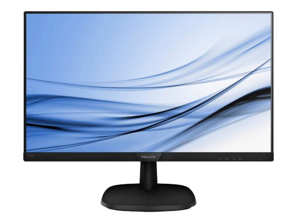 """Philips V-line 243V7QDAB 24"""" 1920 x 1080 DVI VGA (HD-15) HDMI 60Hz EAN 8712581742386"""