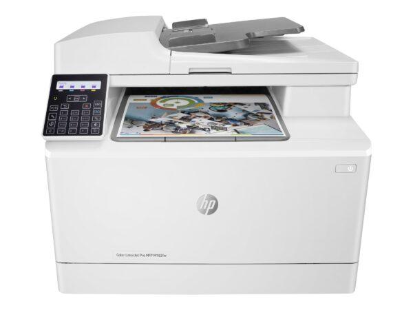HP Color LaserJet Pro MFP M183fw Laser EAN 0193905485673