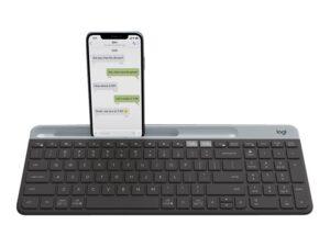 Logitech Slim Multi-Device K580 Tastatur Trådløs Pan Nordic