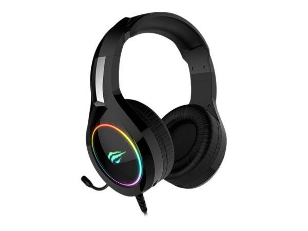 Havit GAMENOTE HV-H2232D E-SPORTS Kabling Headset Sort EAN 6939119019617