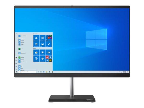 Lenovo V50a-24IMB 11FJ AIO I5-10400T 256GB Windows 10 Pro 64-bit EAN 0195235547656