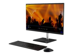 Lenovo V50a-24IMB 11FJ AIO I5-10400T 256GB Windows 10 Pro 64-bit